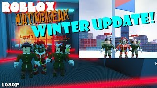 WINTER UPDATE IS HERE! NEW BASES, CARS & MORE! Roblox JAILBREAK *SPECIAL*