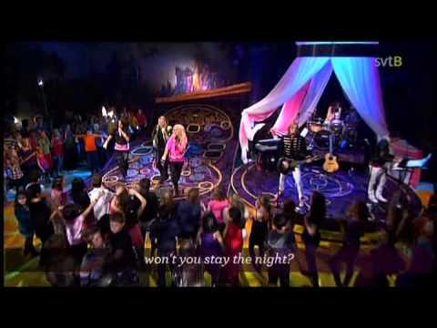 Alcazar - Stay The Night (Live Den Flygande Mattan 2011)