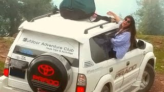 Camping at Pirchanasi Azad Kashmir