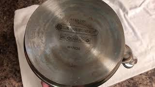 Le Creuset TEA Kettle Review (4K) 1.2 Quart Stainless Steel