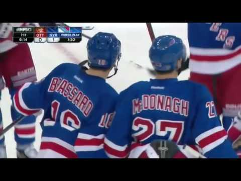 Derick Brassard s All Goals From the 2015 2016 NHL Season  27 Goals  Welcome to Ottawa! HD