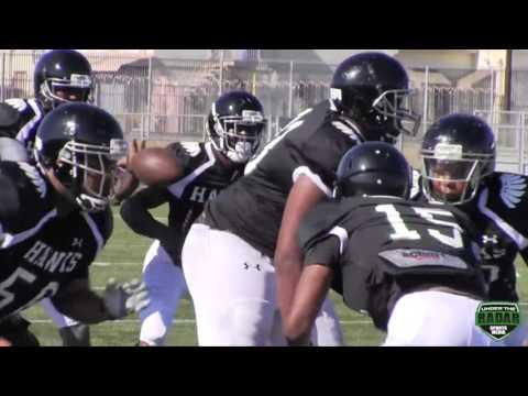 DAILY HIGHLIGHT   Arizona Commit Greg Johnson   Hawkins H S Los Angeles,CA   Sights and