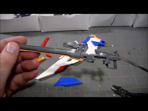 Work in Progress MG Wing Gundam Ver Ka