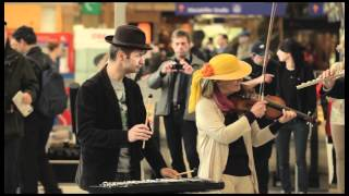 Star Wars Flashmob in Cologne / Germany | WDR Rundfunkorchester | ARD