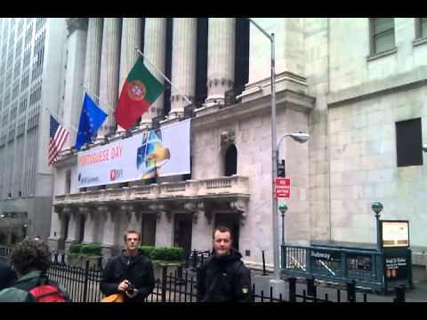 Getting ready to go inside new york stock exchange