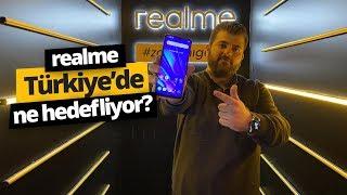 realme Türkiye planları! realme XT fiyatı ve ilk bakış!