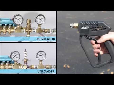 Regulator vs Unloader Valve - Product Comparison
