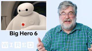 Robotics Expert Breaks Down 13 Robot Scenes From Film & TV | WIRED