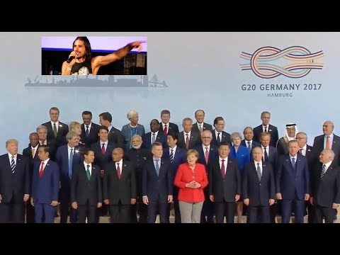 Media's G20 Coverage Proves They Love War & Poverty, Not Peace & Prosperity!