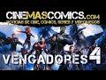 PRIMERAS IMÁGENES DE 'VENGADORES 4': CAPITANA MARVEL Y TRAJE DE HULK