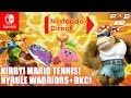 Nintendo Switch Colorful Explosion Kirby DKC Hyrule Warriors Mario Tennis PE NewZ mp3