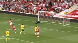 Nottingham Forest Goals: Pre-Season 2013