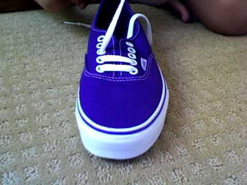 how-to-bar-lace-your-vans!!!