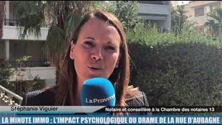 La Minute Immo : l'impact psychologique du drame de la rue d'Aubagne