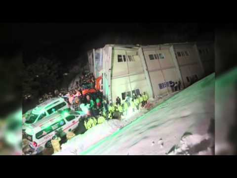 South Korea Roof Collapse Kills at Least Eight