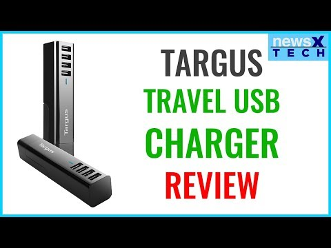 Targus Turbo Quad Travel USB Charger Review | Targus Travel USB Charger India | Targus Turbo Quad