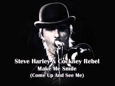 Steve Harley & Cockney Rebel || Make Me Smile (audio only + lyrics)