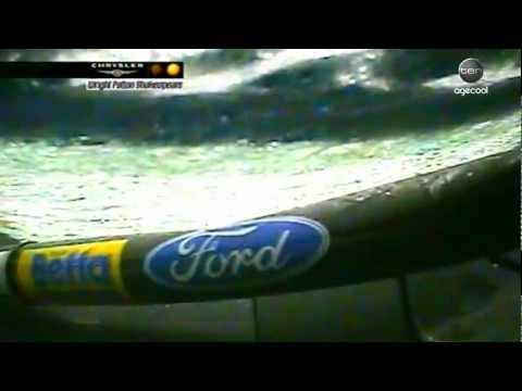 V8 Supercars Flashback - Craig Lowndes Hits Wheel at Bathurst (2005)