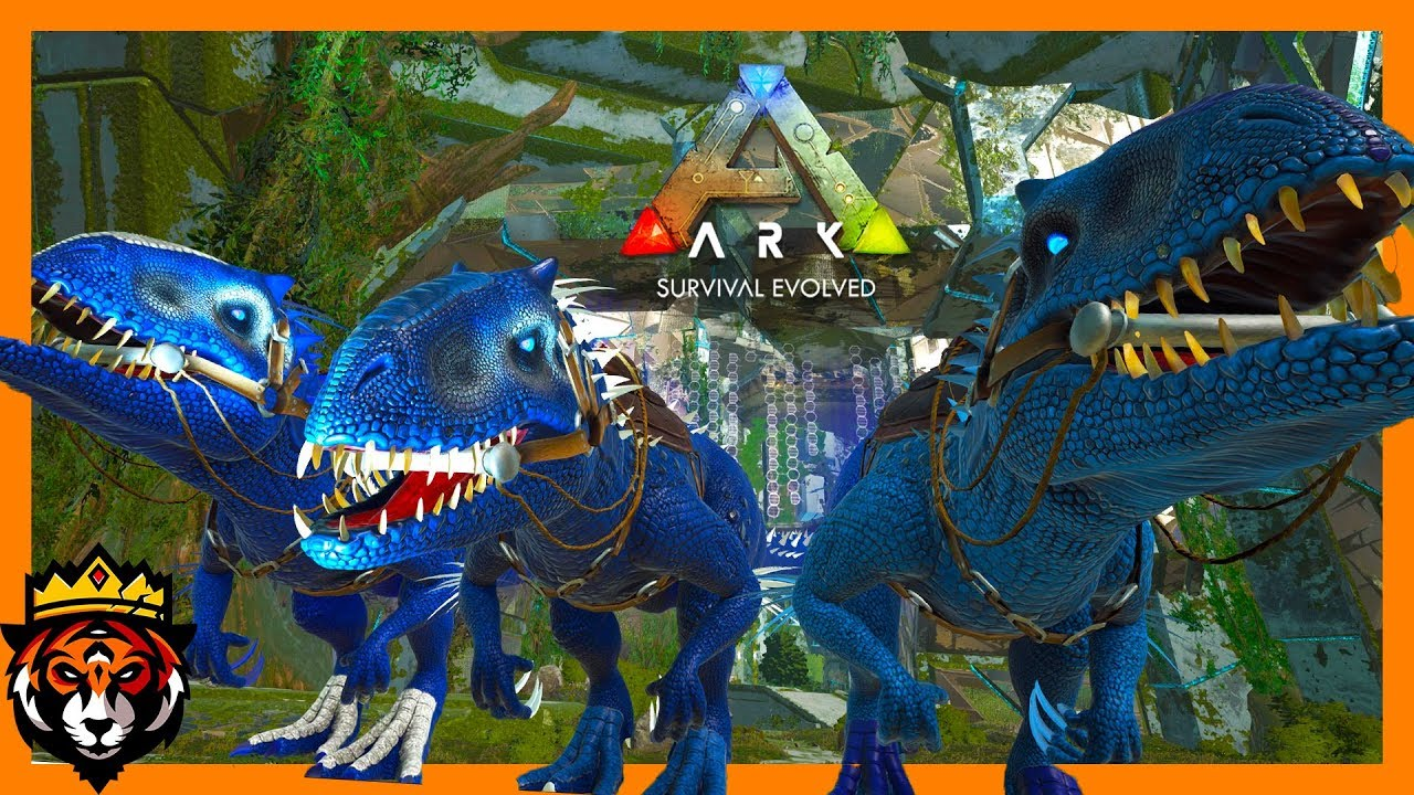 The STRONGEST Land Mount Yet! (Ark Survival Evolved Primal Fear) #29