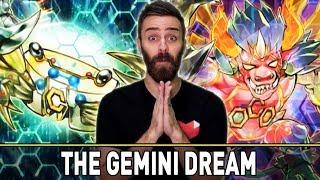 Gemini Dream In Legend YuGiOh Duel Links PVP Mobile