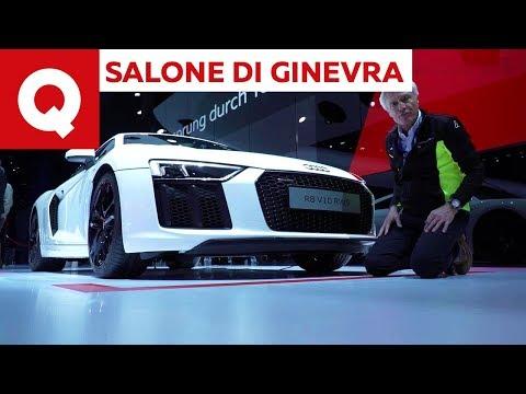 A lezione da Paolo Massai: l'aerodinamica (parte 2) @ Salone di Ginevra 2018 | Quattroruote