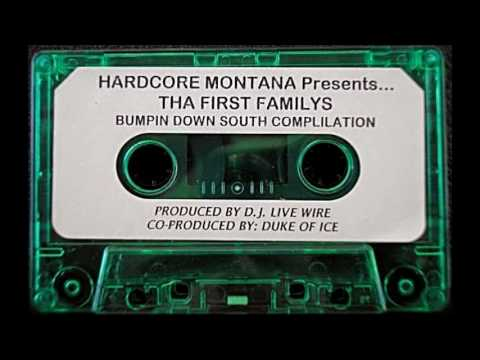 Tha First Familys - Bumpin' Down South Compilation [Full Tape]