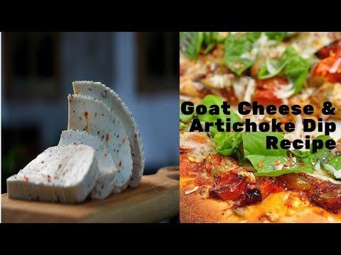 Goat Cheese & Artichoke Dip Recipe