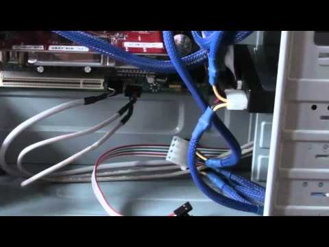видео: 13. Завершение сборки, укладка кабелей