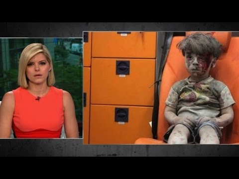 Story of Syrian boy moves CNN anchor to tears