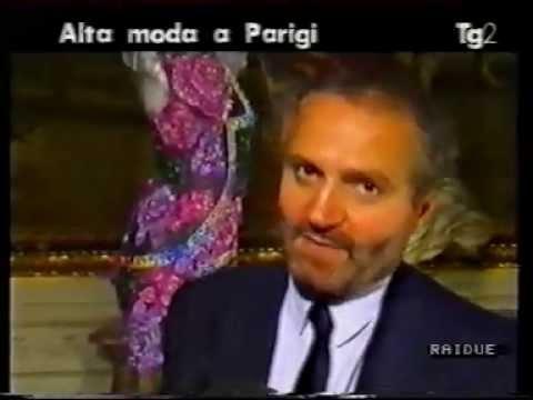 Gianni Versace Atelier autumn winter 1989-1990
