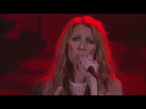 Celine Dion- JE T'AIME ENCORE (english subtitles) Paris 2016