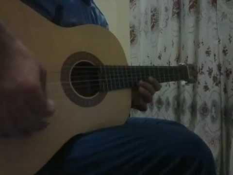 Yom ma Et2abelna -Guitar Solo- Sameh Ibrahim - يوم ما اتقابلنا - عمرو دياب