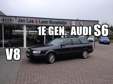 1996 Audi S6 V8 1e Gen C4 Review Test Jmspeedshop Youtube