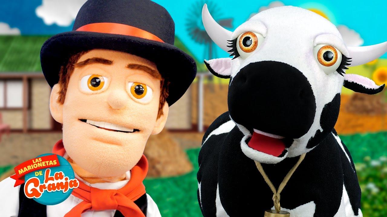 A Cantar con Zenón y La Vaca Lola - Las Marionetas de La Granja | La Granja de Zenón