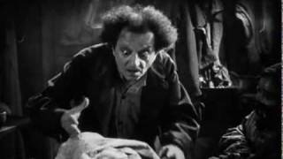 """I DUE ORFANELLI (da  """"L'uomo che ride"""" di Paul Leni, 1928)"""
