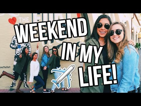 weekend-in-my-life-dallas-tx-travel-diary