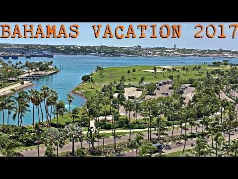 BAHAMAS VACATION TRAVEL VLOG 2017 (Atlantis Resort)