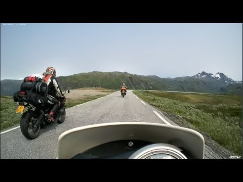 Norway Motorcycle Tour 2013 [HD]