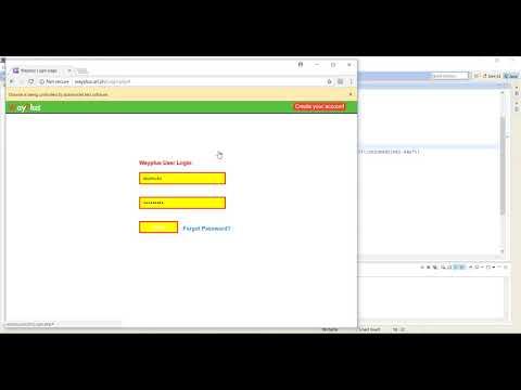 How to highlight an Element in Selenium WebDriver   SKPTRICKS