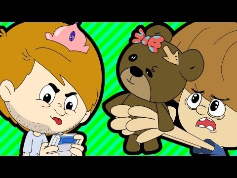 Thumbnail: IAN'S LOST LOVE [Ft. PewDiePie] (Smosh Babies #9)