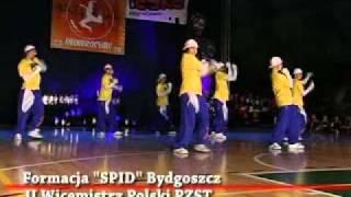 MISTRZOSTWA POLSKI ZAWODOWCOW FREESTYLE PZST INOWROCLAW 2010  SPID BYDGOSZCZ