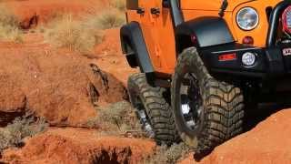 Watch as we put our 4 inch lifted, Air Locker equipped JK Wrangler ...