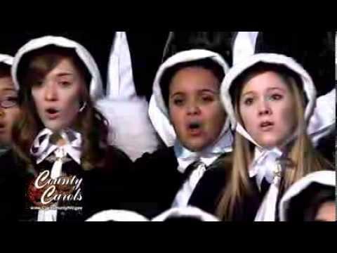 Las Vegas Academy Bella Voz Performs Holiday Music