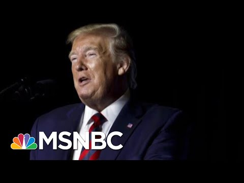 President Donald Trump Treats Office, Country With Disrespect, Says Writer | Morning Joe | MSNBC