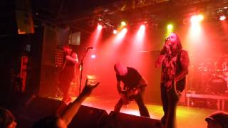 DevilDriver - Not All Who Wander Are Lost + Pure Sincerity, Live @ Backstage Munich 5.3.2013