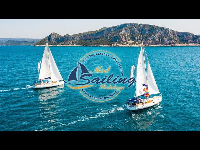 Med Sailing Holidays - Croatia || Bastien Balmet