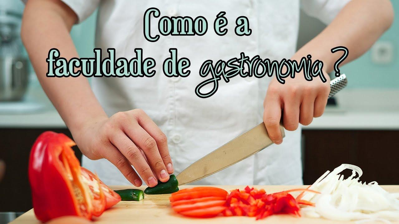 Curso de gastronomia sp