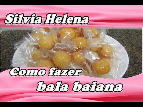 Bala de vidro - POR SILVIA HELENA