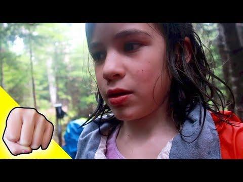 Appalachian Trail Day 146: WE CANT SUMMIT [KIDS REACTION] - late bonus video