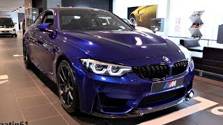 DETAILS of the BMW M4 CS 2018 | NEW SOUND In Depth Review Interior Exterior